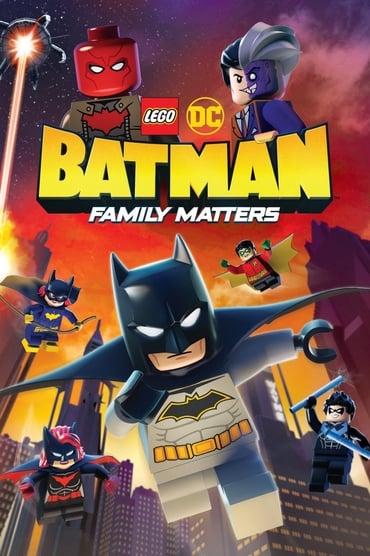 LEGO DC: Batman – La Bat-familia importa (2019)