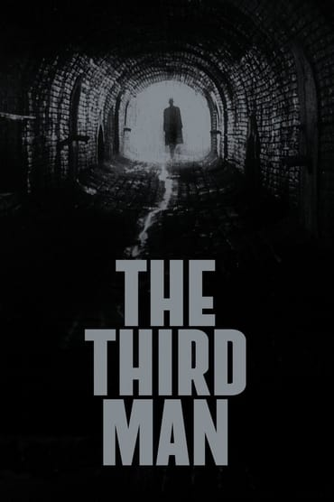 The Third Man poster photo