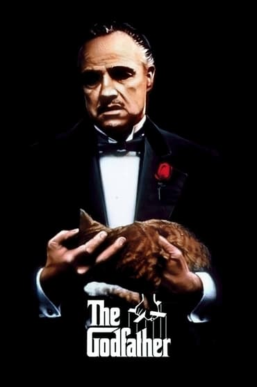 The Godfather poster photo