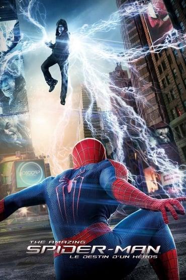 The Amazing Spider-Man : Le Destin d'un héros Film Streaming