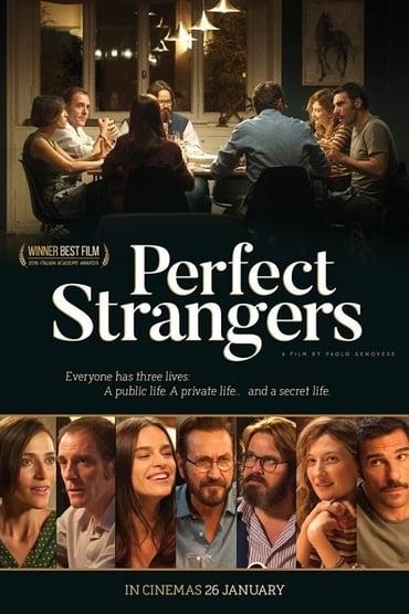 Perfect Strangers poster photo
