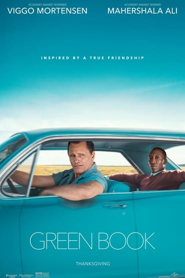 Green Book poster image