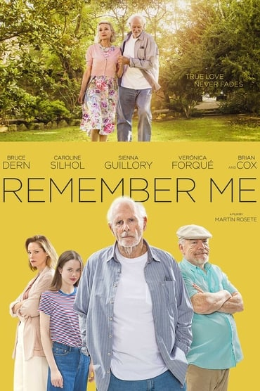 Regarder Remember Me 2019 en Streaming