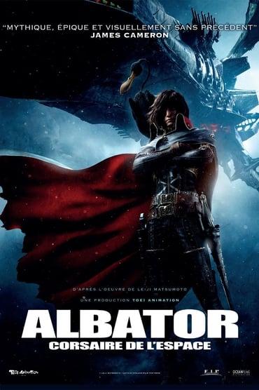 Albator, Corsaire de l'Espace Film Streaming