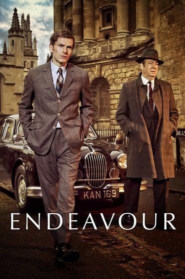 El detective Endeavour