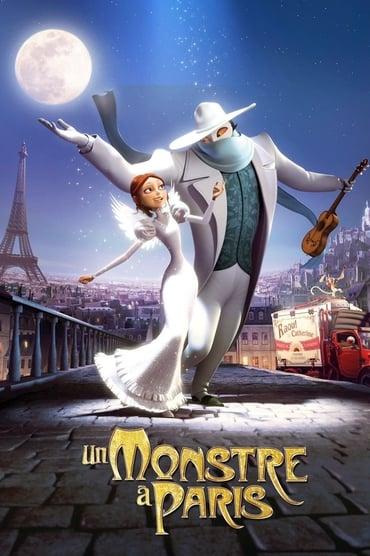 Regarder Un monstre à Paris en Streaming