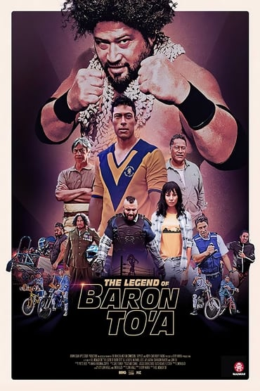 The Legend of Baron Toa