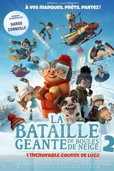 La Bataille géante de boules de neige 2 : L'incroyable course de luge Film Streaming
