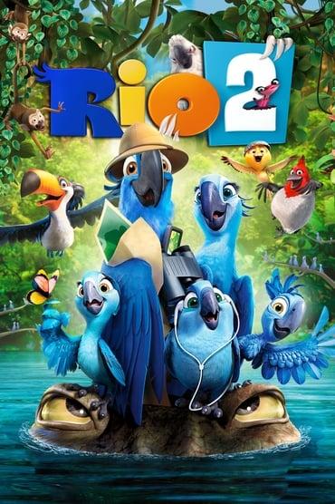 Rio 2 (2014) Film Streaming
