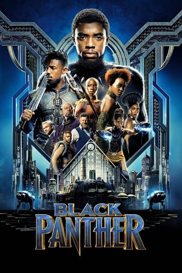 Black Panther poster photo