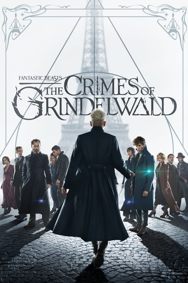 Fantastic Beasts: The Crimes of Grindelwald poster image