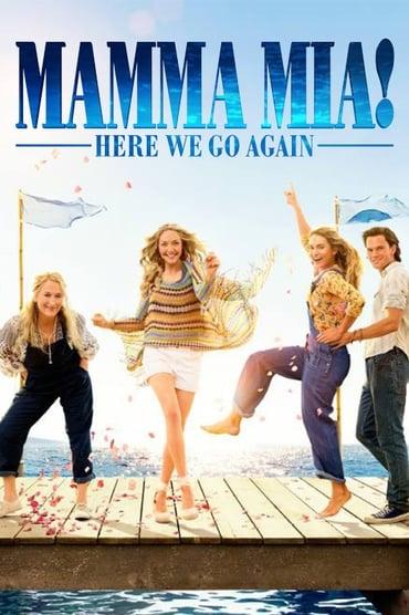 Mamma Mia! Here We Go Again poster photo