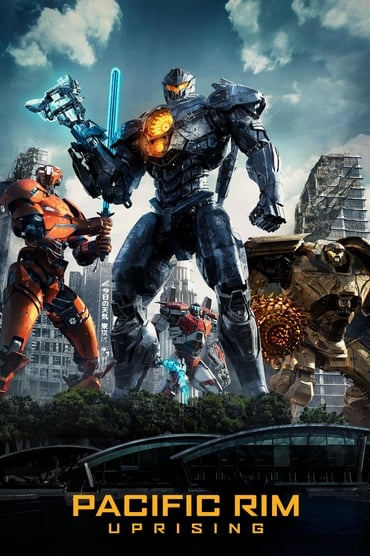 Pacific Rim: Uprising poster photo