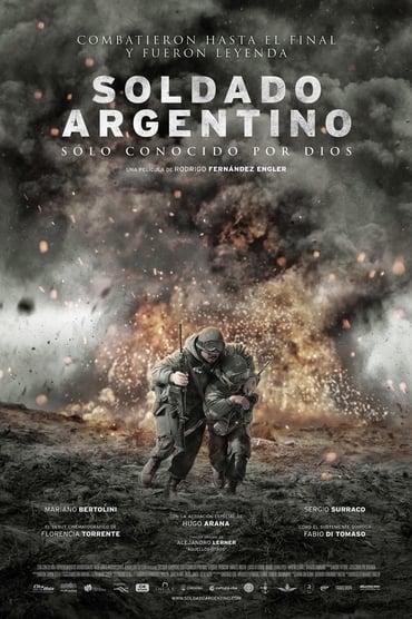 Soldado argentino sólo conocido por Dios
