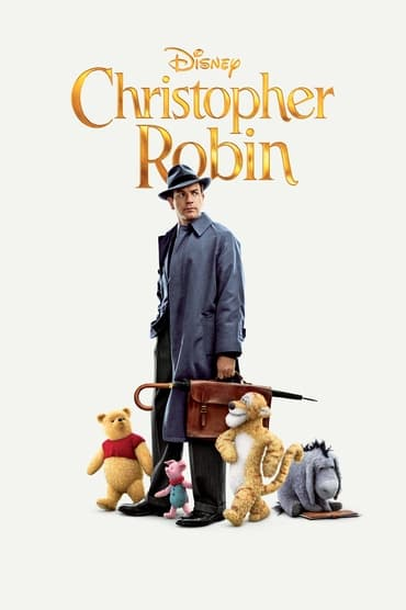 Christopher Robin poster photo