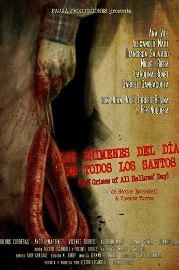 Los Crímenes del Día de Todos los Santos (2018)