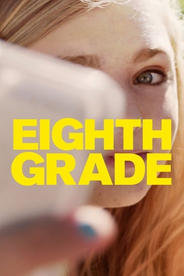 Eighth Grade poster photo