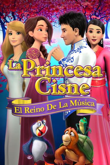 La Princesa Cisne: El Reino de la Música (2019)