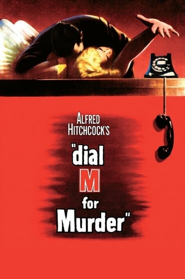 Dial M for Murder poster photo