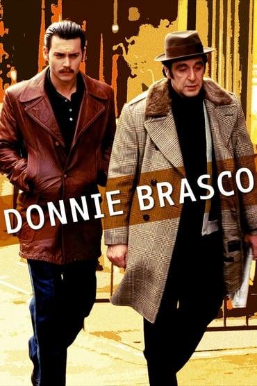 Donnie Brasco poster photo