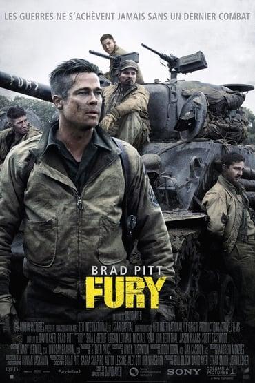 Fury Film Streaming