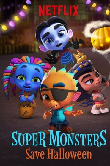 Hội Quái Siêu Cấp: Giải Cứu Lễ Halloween