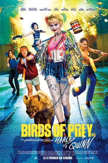 Birds of Prey Film Complet en Streaming VF