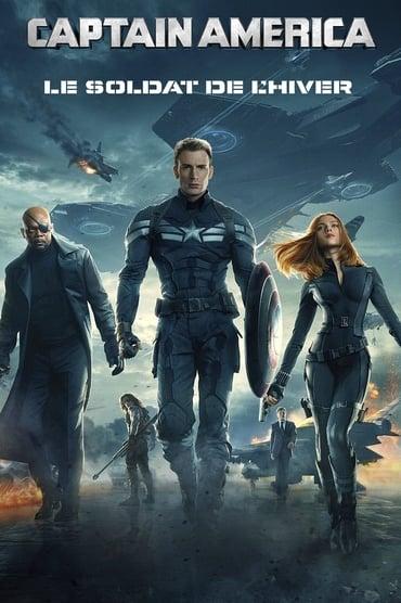 Captain America, le soldat de l'hiver Film Streaming