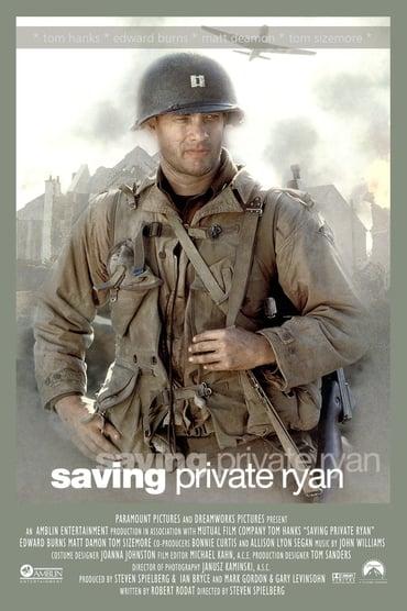 Il faut sauver le soldat Ryan Film Streaming