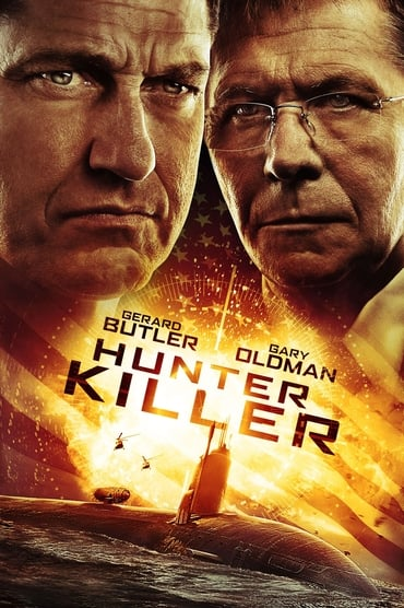 Hunter Killer Film Streaming