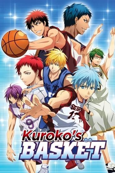 Kuroko's Basket streaming