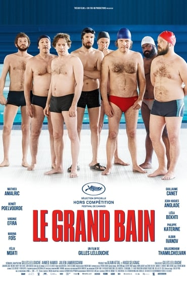 Le Grand Bain poster photo