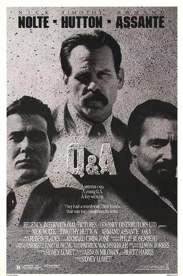 Distrito 34: Corrupción total (1990)