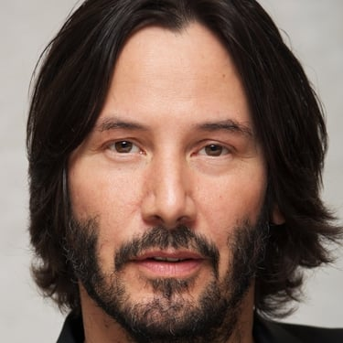 Keanu Reeves profile photo