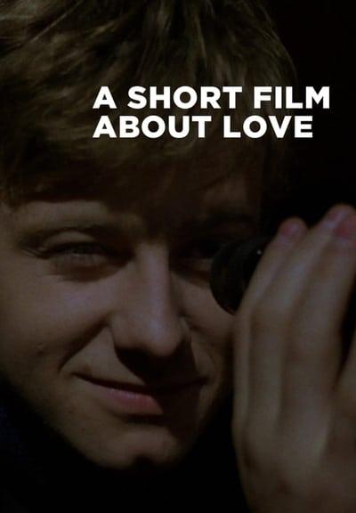 Aşk Üzerine Bir Film