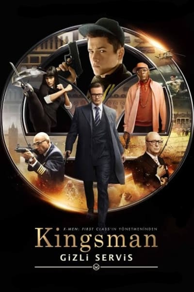 Kingsman: Gizli Servis