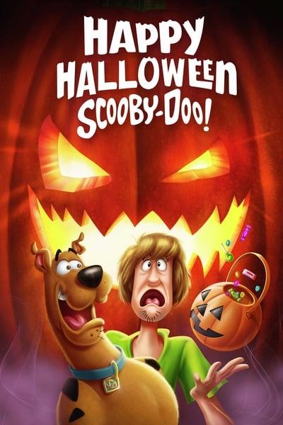 Cadılar Bayramınız Kutlu Olsun Scooby-Doo!