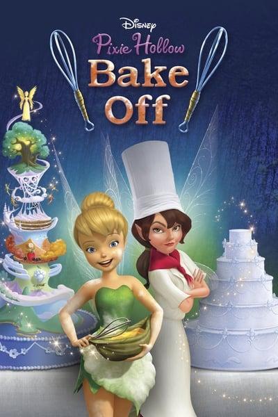 Tinkerbell Yarisma ve Pasta ./  Tinkerbell Peri Adasi Yarismasi Pasta  Tatli Yaris./ Pixie Hollow Bake Off