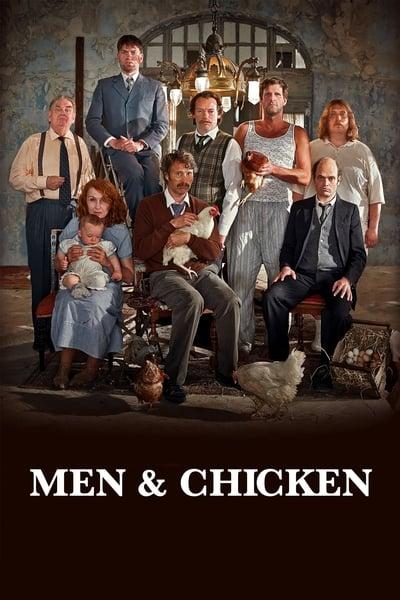 İnsanlar ve Tavuklar