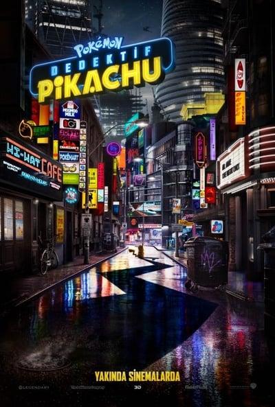 Pokémon Dedektif Pikachu