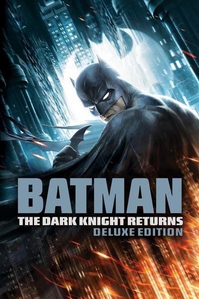 Batman: Kara Şövalye Dönüyor