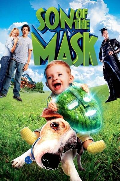 Maske 2: Maskenin Oğlu