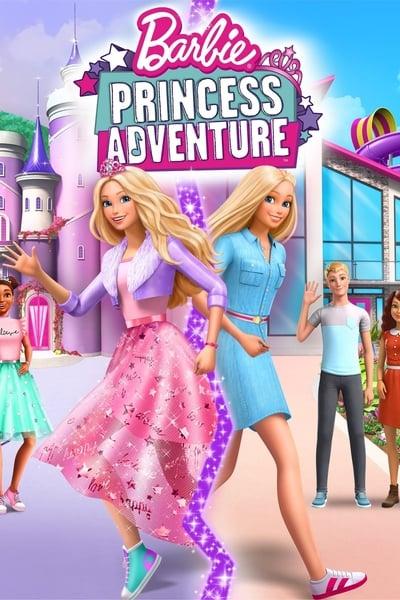 Barbie: Prenses Macerası