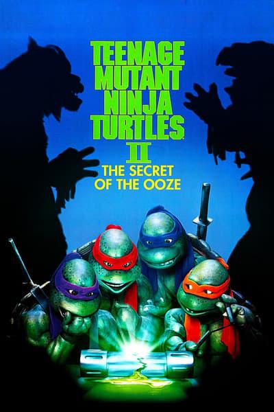 Ninja Kaplumbağalar 2: Sızıntının Esrarı