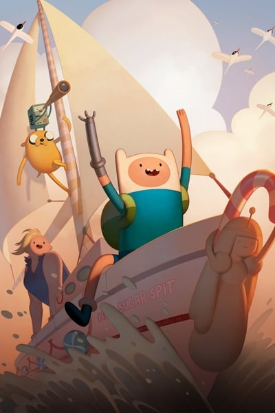 Adventure Time: Islands