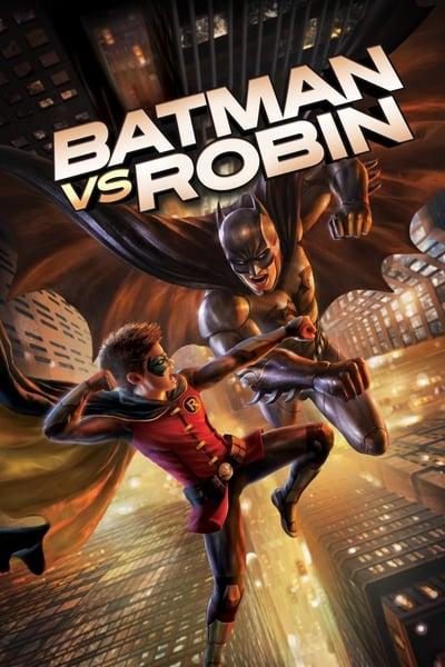 Batman Robin'e Karşı
