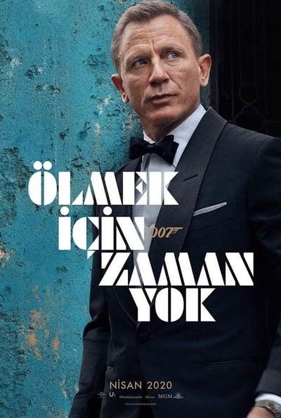 James Bond: Ölmek İçin Zaman Yok