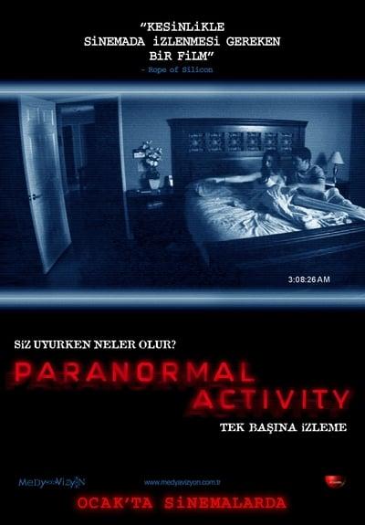 Paranormal Olay