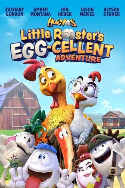 Huevos: Little Rooster's Egg-Cellent Adventure