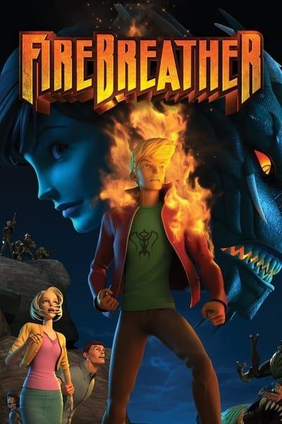 Firebreather (Ejder Çocuk)
